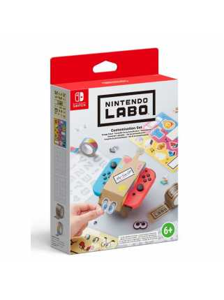 Nintendo Labo Customization Set [Nintendo Switch]