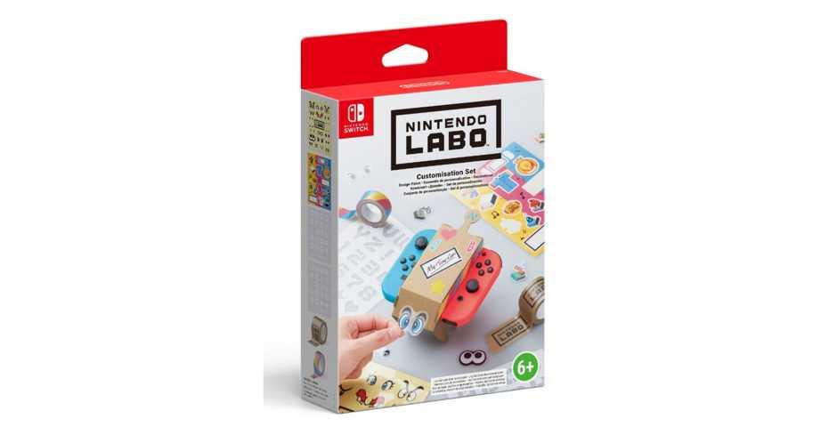 Nintendo Labo: Комплект Дизайн
