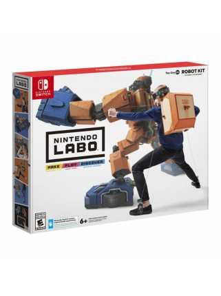 Nintendo Labo: набор «Робот»