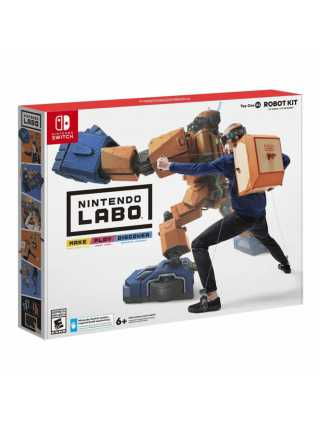 Nintendo Labo Robot Kit [Nintendo Switch]