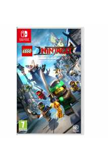LEGO Ninjago Movie Game [Switch]