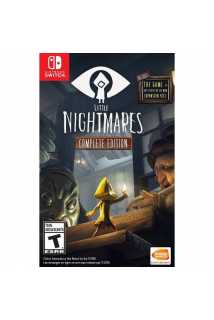 Little Nightmares Complete Edition (Русская версия)(Nintendo Switch)