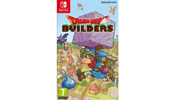 Nintendo Switch - Dragon Quest Builders [Nintendo Switch]