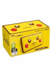 New Nintendo 2DS XL Pikachu Edition. Ограниченное издание.