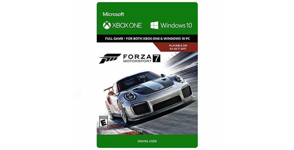 Xbox One - Forza Motorsport 7 [Цифровой код, Xbox One]