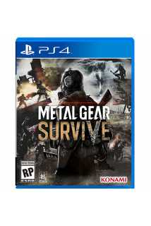 Metal Gear Survive [PS4, Русская версия]