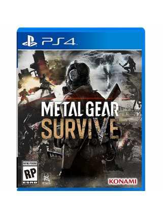 Metal Gear Survive [PS4, Русская версия]
