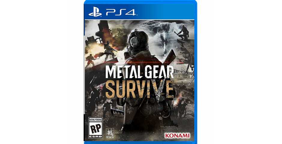 Playstation 4 - Metal Gear Survive [PS4, Русская версия]
