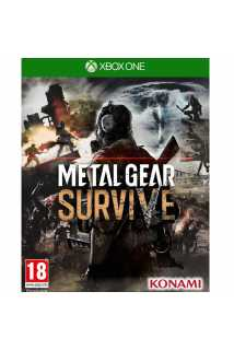 Metal Gear Survive [Xbox One, Русская версия]