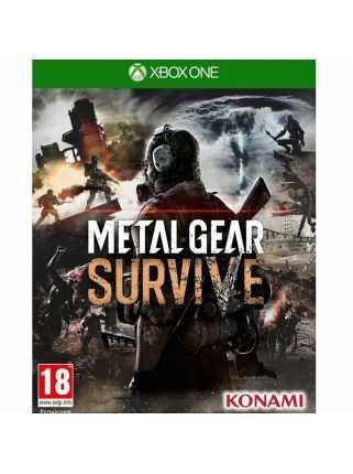 Metal Gear Survive [Xbox One, Русская версия]