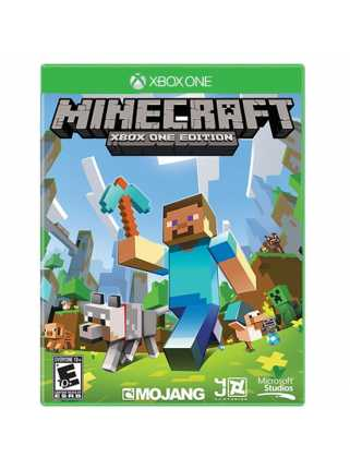 Minecraft: Xbox One Edition [Xbox One]