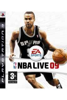 NBA Live 09 [PS3]