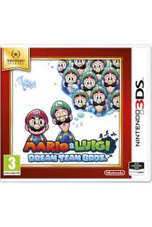Mario & Luigi: Dream Team Bros. [Nintendo Selects]