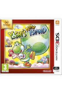 Yoshi's New Island (Nintendo Selects ) [3DS]