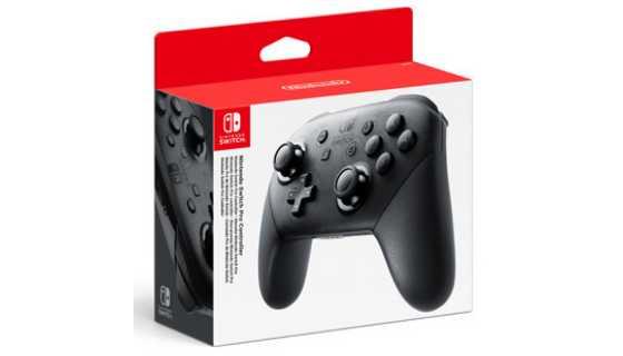 Контроллер Nintendo Switch Pro