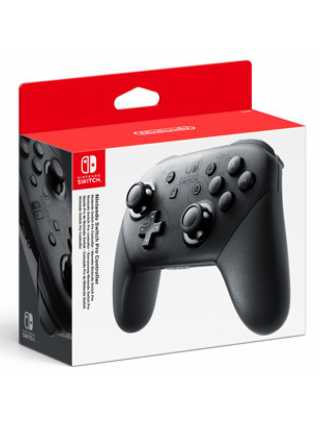 Контроллер Nintendo Switch Pro Controller