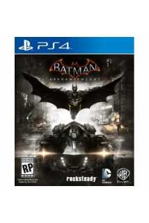 Batman: Arkham Knight [PS4, русская версия]