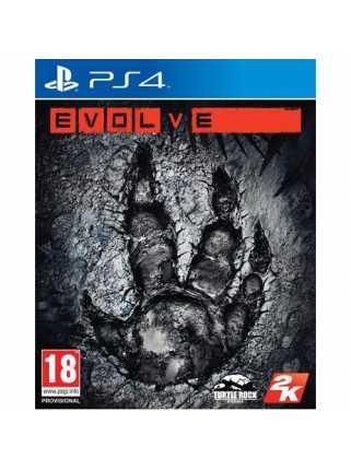 EVOLVE [PS4, русская версия]