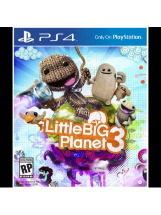 LittleBigPlanet 3 [PS4, русская версия]