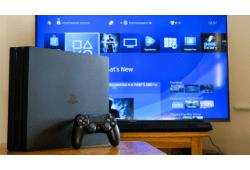 Обзор консоли Sony PlayStation 4 PRO