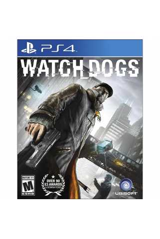Watch Dogs [PS4, русская версия] Trade-in   Б/У