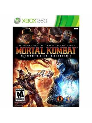 Mortal Kombat - Komplete Edition [Xbox 360]