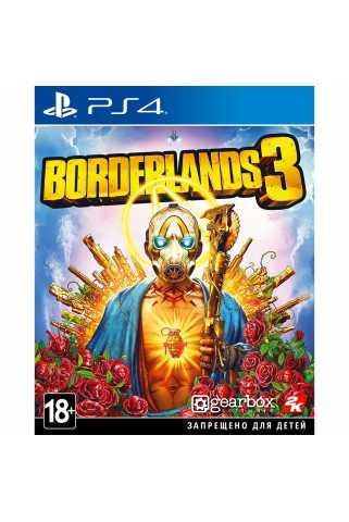 Borderlands 3 [PS4] Trade-in | Б/У