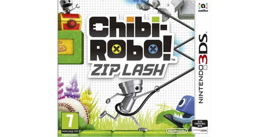 Chibi Robo Zip Lash [3DS]