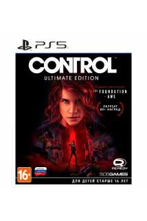 Control - Ultimate Edition [PS5]
