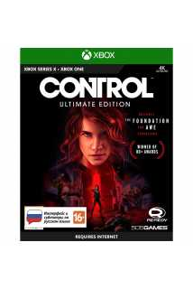 Control - Ultimate Edition [Xbox One/Xbox Series]