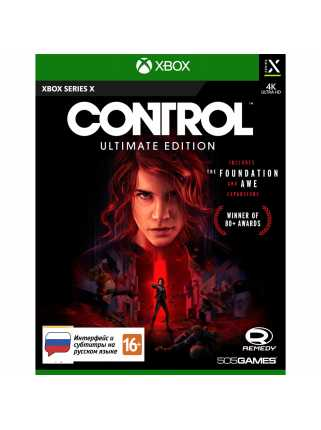 Control - Ultimate Edition [Xbox Series]