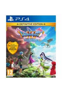 Dragon Quest XI S: Echoes of an Elusive Age - Definitive Edition [PS4]