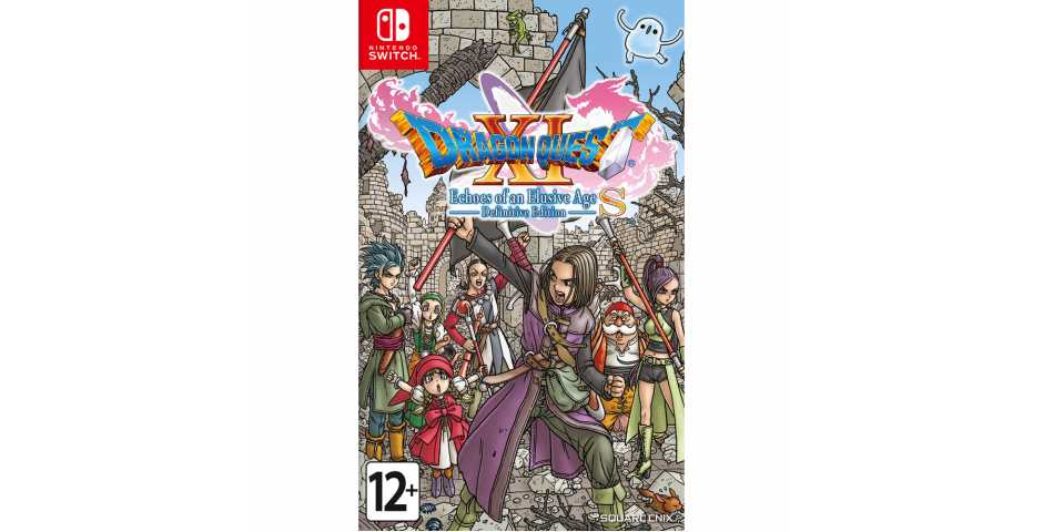 Dragon Quest XI S: Echoes of an Elusive Age - Definitive Edition [Switch]