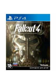 Fallout 4 [PS4, английская версия] Trade-in | Б/У