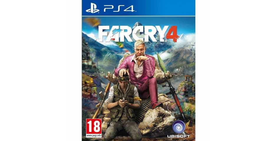 Far Cry 4 [PS4, русская версия]