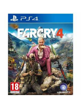 Far Cry 4 [PS4, русская версия] Trade-in | Б/У