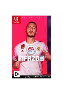 FIFA 20 Legacy Edition [Switch, русская версия]