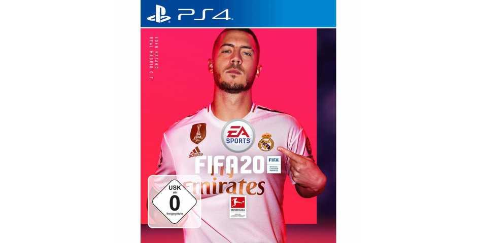 FIFA 20 [PS4, английская версия]