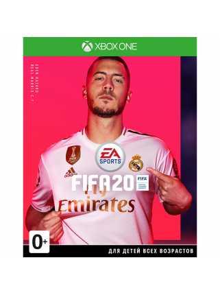 FIFA 20 [Xbox One, русская версия]