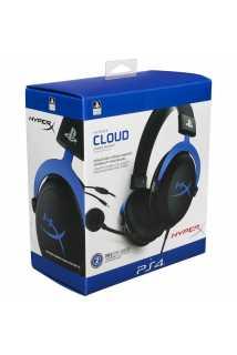 Гарнитура HyperX Cloud PS4