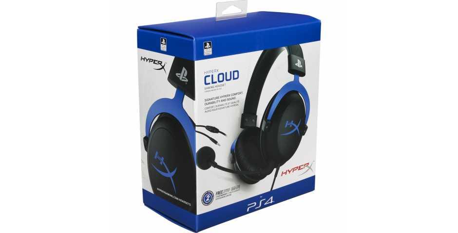 HyperX Cloud PS4
