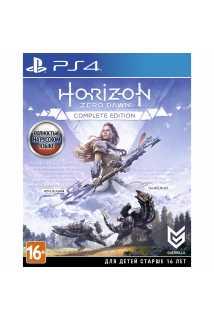 Horizon: Zero Dawn Complete Edition [PS4]