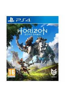 Horizon: Zero Dawn [PS4, английская версия]