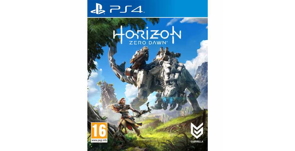 Horizon: Zero Dawn [PS4]