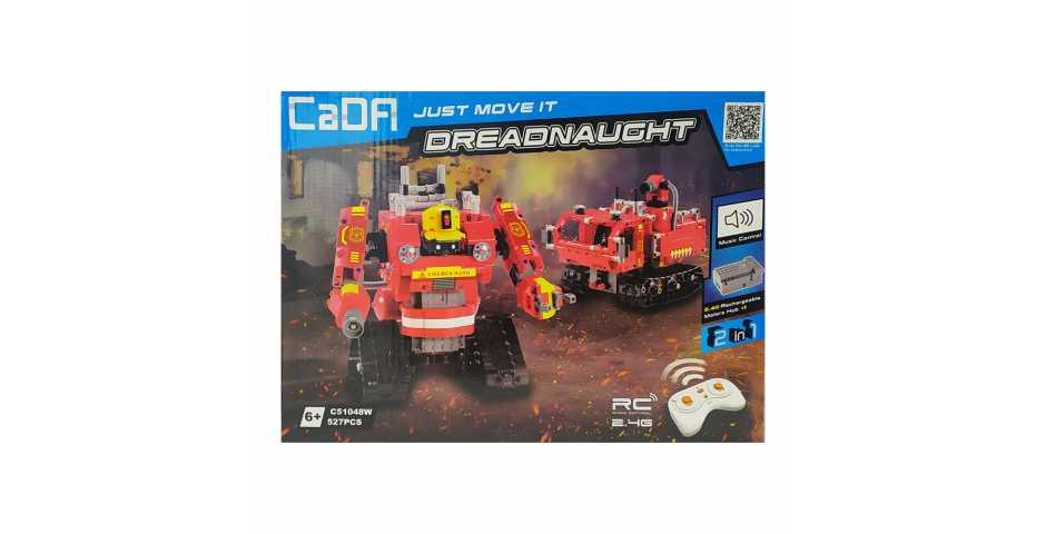 Конструктор на радиоуправлении CaDa Дредноут