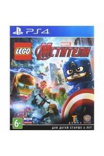 LEGO Marvel Мстители [PS4] Trade-in   Б/У