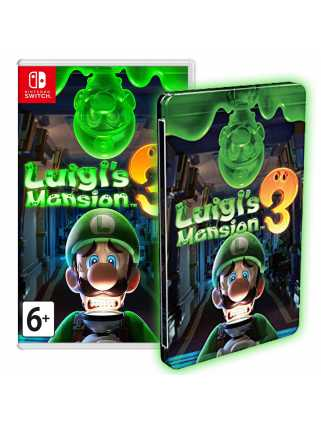 Luigi's Mansion 3 - Day-1 Edition [Switch]