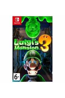 Luigi's Mansion 3 [Switch] Trade-in | Б/У