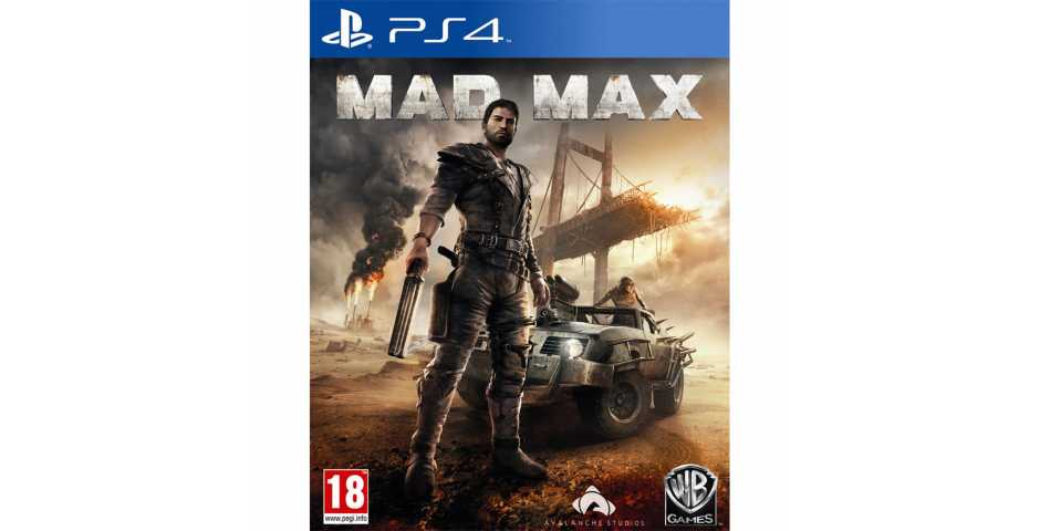 Mad Max [PS4] Trade-in | Б/У