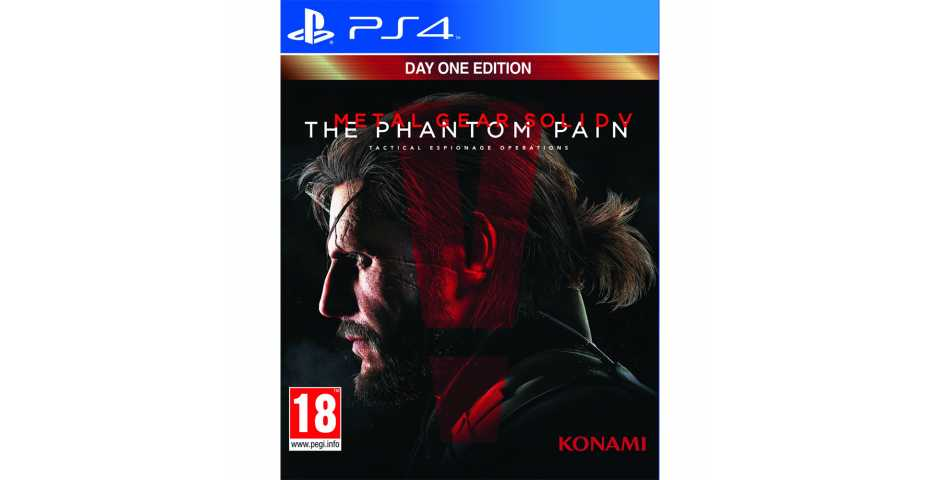 Metal Gear Solid V: The Phantom Pain - Day One Edition [PS4] Trade-in | Б/У